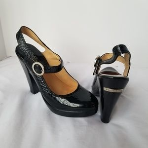 Michael kors patent leather Mary Janes. Size 6.5